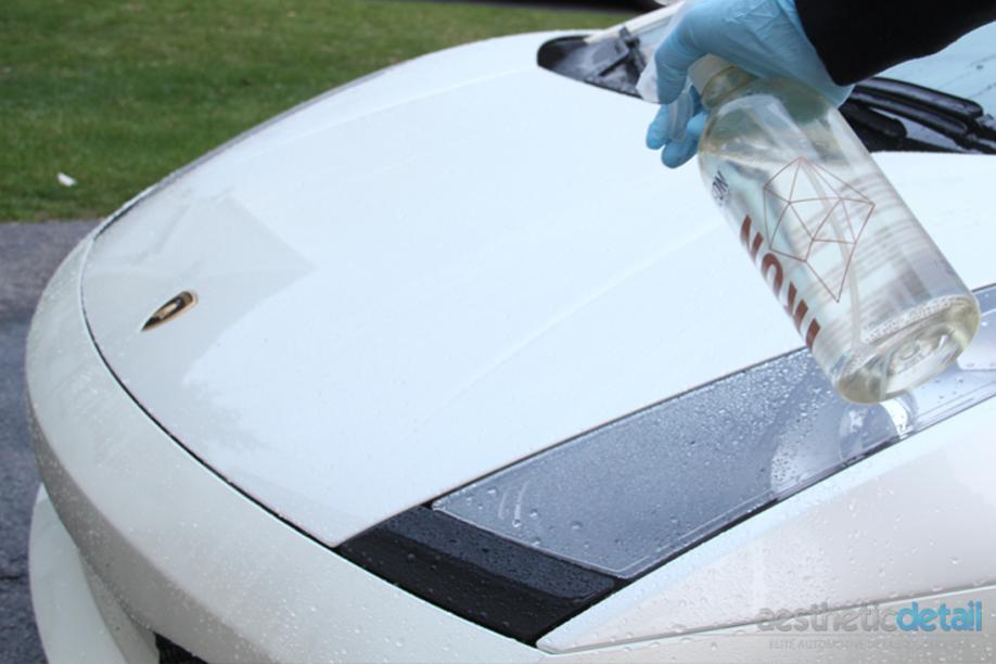 How to Detail a Lamborghini & Protect it!-1-jpg