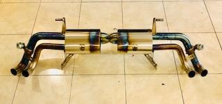 FS: Kline Innovation Inconel 625 Valvetronic Exhaust-img_9913-jpg