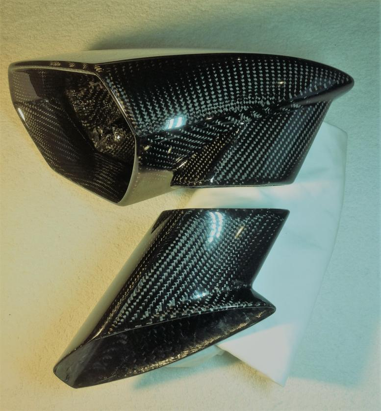 DMC Carbon Fiber Side Mirrors (pair)-dmc-mirror-jpg