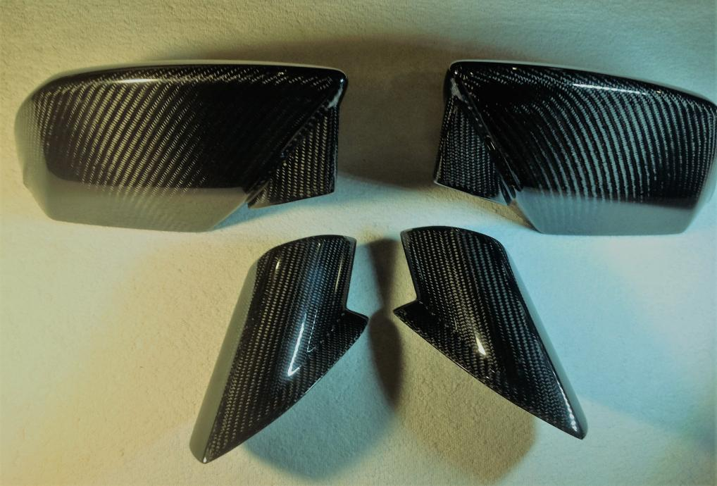 DMC Carbon Fiber Side Mirrors (pair)-dmc-mirrors-jpg