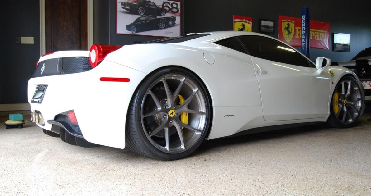 THIS JUST IN: Used HRE P101's in Brushed Dark Clear for Ferrari 458 Italia, Spider, o-1421799638448642bb2b5e26016b54088fad9a1e85-jpg