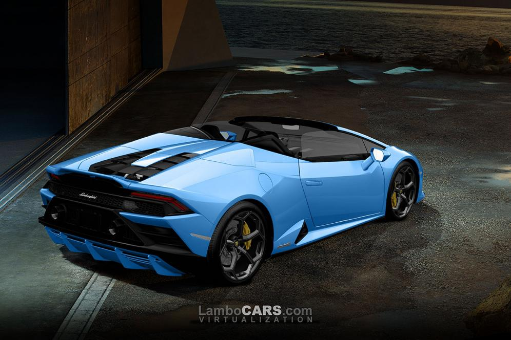 Can't wait for the Huracan EVO Spyder to be unveiled?-rear_blu_cepheus-jpg