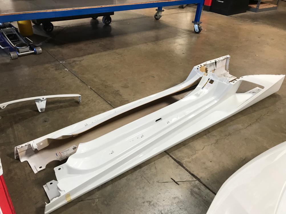 FS: Lamborghini Huracan LP610-4 Body Panels in Bianco Monocerus-39828806332_98c6da6691_o-jpg