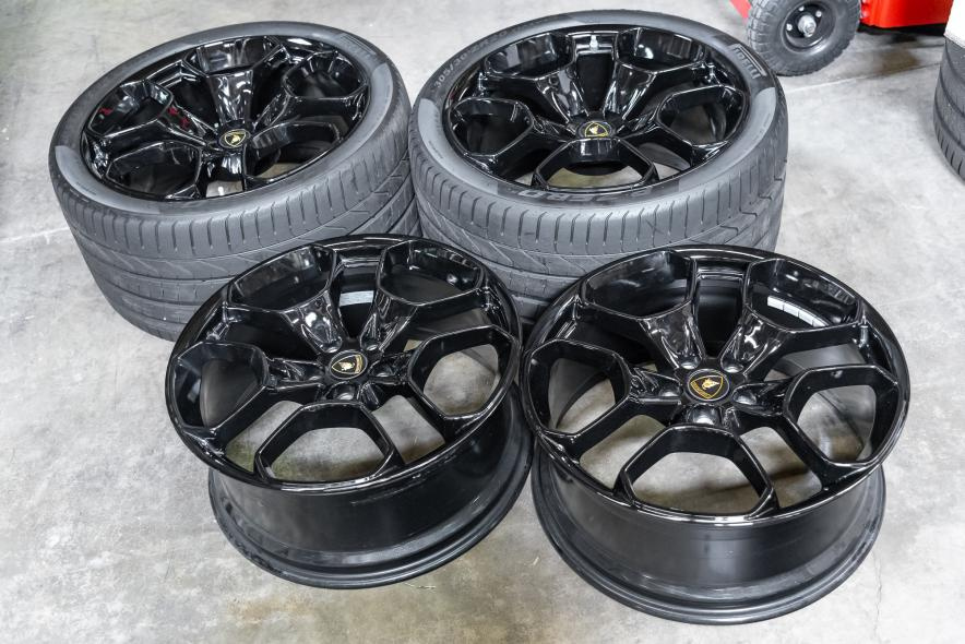 "FS:  Huracan 20"" Giano Wheels in Gloss Black-lambo-wheels-set-2-caps-1-7-jpg"