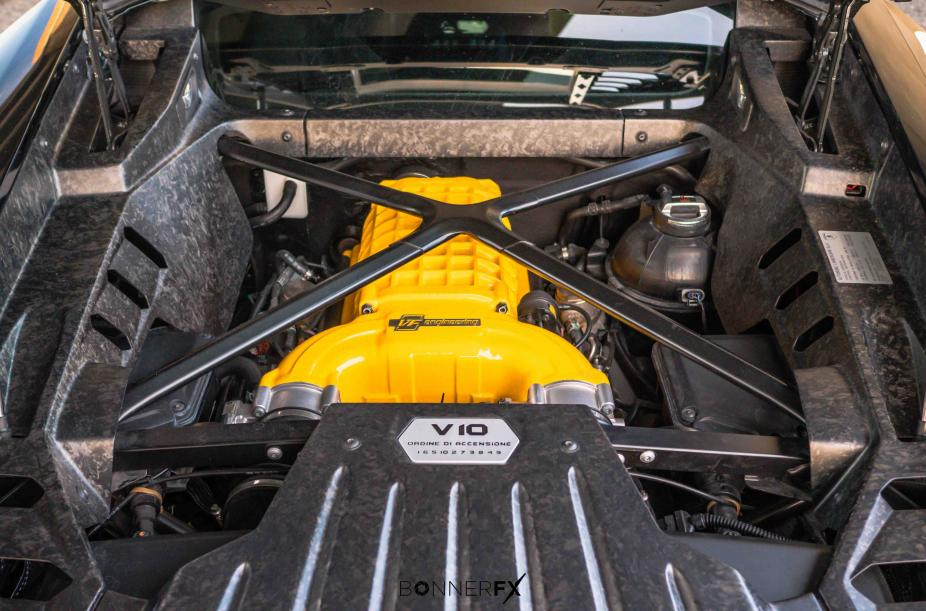 2016 LP610-4 For Sale  (VF Supercharger, Full Vorsteiner Novaro Kit, + much more)-engine-jpg