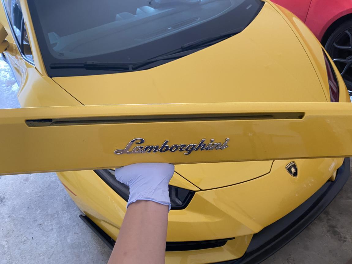 OEM Huracan decklid(yellow)-img_8621-jpg